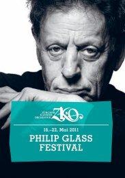 PhiliP Glass Festival - NAPEX