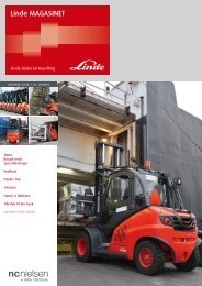 Download Linde Magasin nr. 22 her...... - N C Nielsen