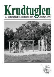 Krudtuglen2006Oktober - Uglegaardsskolen