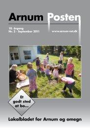 arnumposten2011-2 - Arnum Net