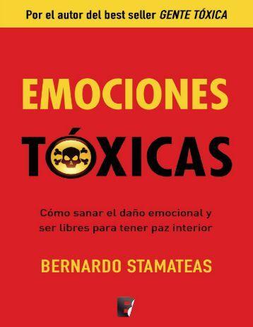 Emociones Toxicas - Bernardo Stamateas.pdf
