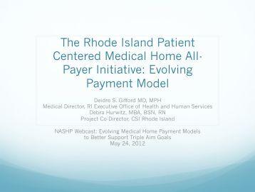 Rhode Island University Short Form