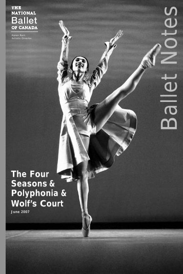 Wolf's Court - The National Ballet of Canada