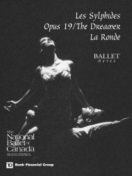 NB-Les Sylphides.55428 - The National Ballet of Canada
