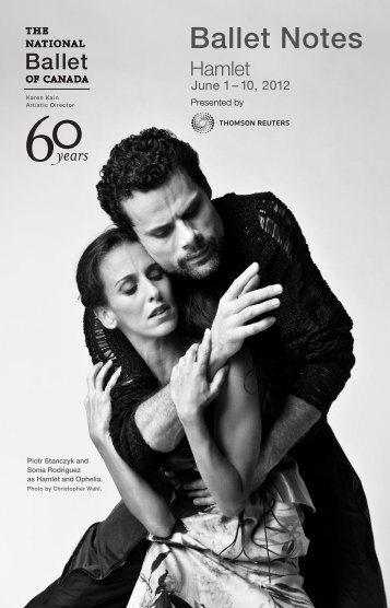 Hamlet - The National Ballet of Canada