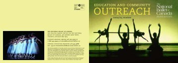 OUTREACH - The National Ballet of Canada