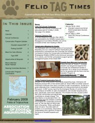 February 2009 Newsletter - National Zoo