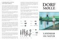 Dorf Brochure - Dronninglund