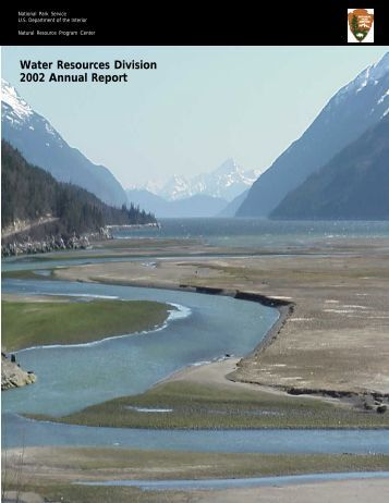 Water Resources Division 2002 Annual Report - Explore Nature ...
