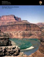 Geologic Resources Division 2001 Annual Report - Explore Nature ...