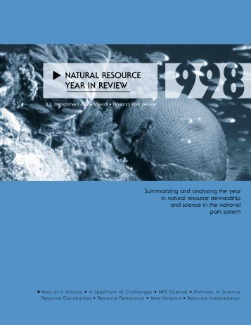 Natural Resource Year in Review--1998 - Explore Nature - National ...