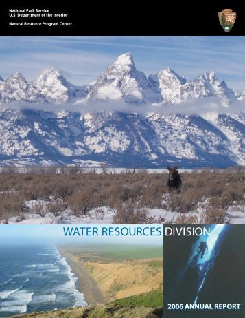 water resources division - Explore Nature - National Park Service