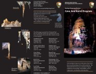 Cave And Karst Program - National Park Service