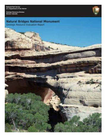 Geologic Resource Evaluation Report - Explore Nature - National ...