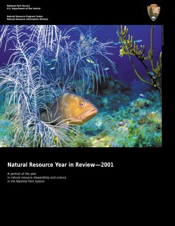 Natural Resource Year in Review--2001 - Explore Nature - National ...