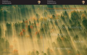 Natural Resource Year in Review--2006 - Explore Nature - National ...