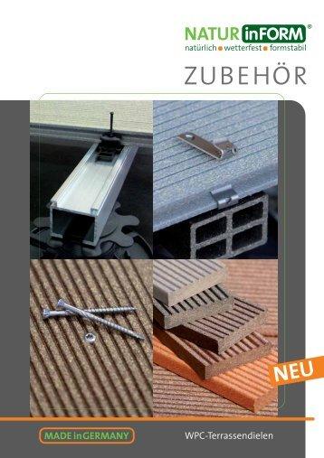 ZUBEHÖR - NATURinFORM
