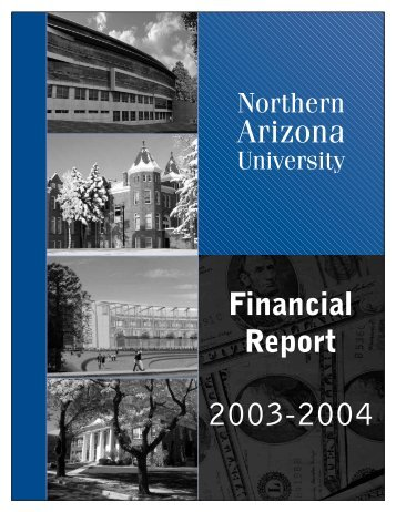June 30, 2004 - www4 - Northern Arizona University