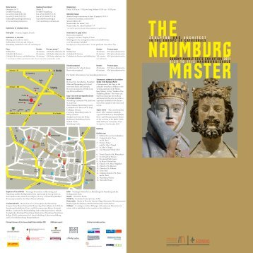 Naumburg Leipzig Berlin - Der Naumburger Meister