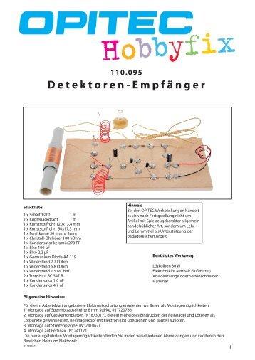 Detektoren-Empfänger