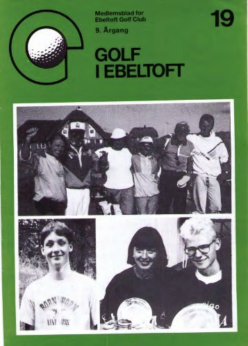 Golf - Ebeltoft Golf Club