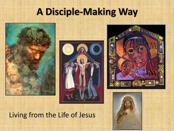 A Disciple-Making Way - North Carolina Conference of The United ...