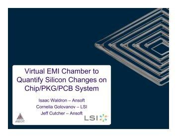 Virtual EMI Chamber