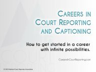 careers in court reporting and captioning - staging.files.cms.plus.com