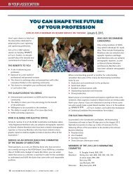 you can shape the future of your profession - staging.files.cms.plus ...