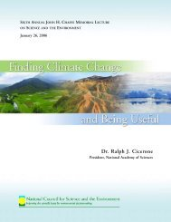 Finding Climate Change and Being Useful - National Council for ...
