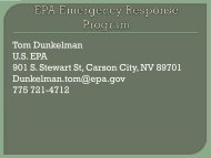 October, 2012 US EPA Presentation