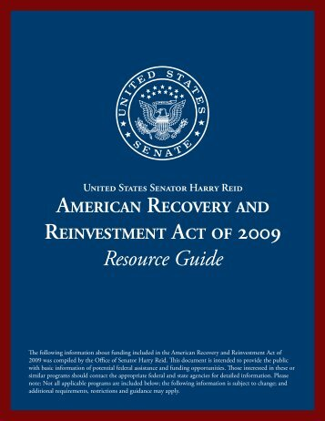 Resource Guide - Nevada Division of Environmental Protection ...