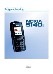 Brugervejledning - Nokia