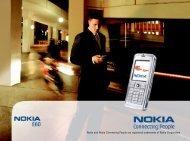 PDF Nokia E60 User Guide