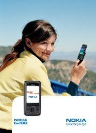 For din sikkerhet - Nokia