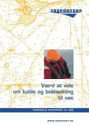 Værd at vide om kulde og beklædning til søs - RoHavKajak