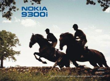 Nokia 9300i Printing guide