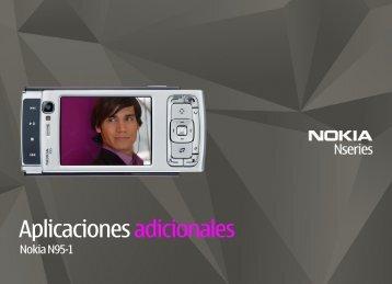 Aplicacionesadicionales - Nokia