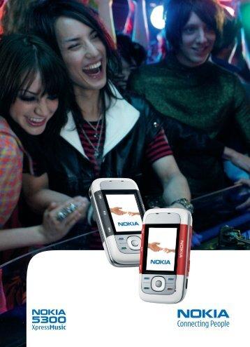 XpressMusic - Nokia