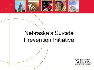 Family Navigator Webinar - Youth Suicide Prevention - University of ...