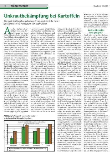 2010-12_Unkrautbekaempfung bei Kartoffeln.pdf - Dr. Neinhaus ...