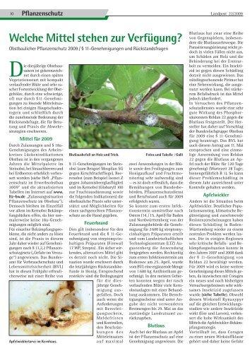 Pflanzenschutz - Dr. Neinhaus Verlag AG