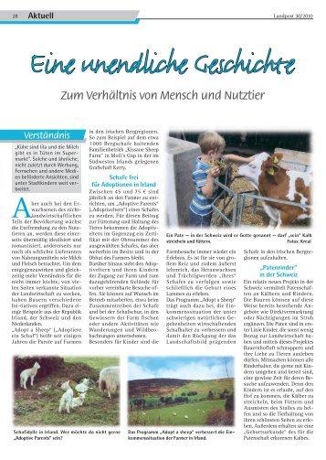 2010-30_Eine unendliche Geschichte.pdf - Dr. Neinhaus Verlag AG