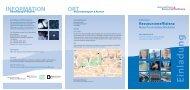 Konferenzflyer A5 - Netzwerk Ressourceneffizienz