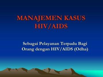 Manajemen Kasus HIV dan AIDS