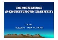 7-penghitungan insentif-nurs-08-cd - Fakultas Keperawatan - Unair