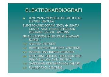 ELEKTROKARDIOGRAFI A4