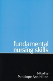 Fundamental Nursing Skills
