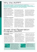 AVPP: Ansell Viral Penetration Program - Ansell Healthcare Europe - Page 2
