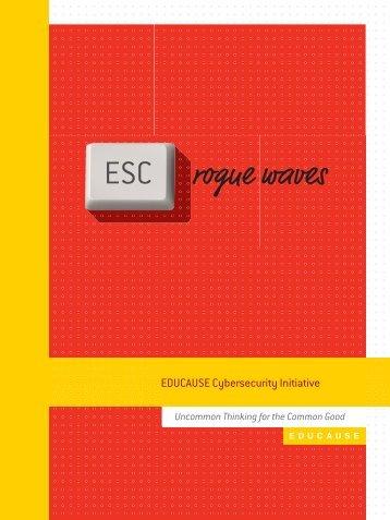 rogue waves - EDUCAUSE.edu
